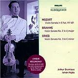 Violin Sonata K 481 / Violin Sonata 2 / Violin 3