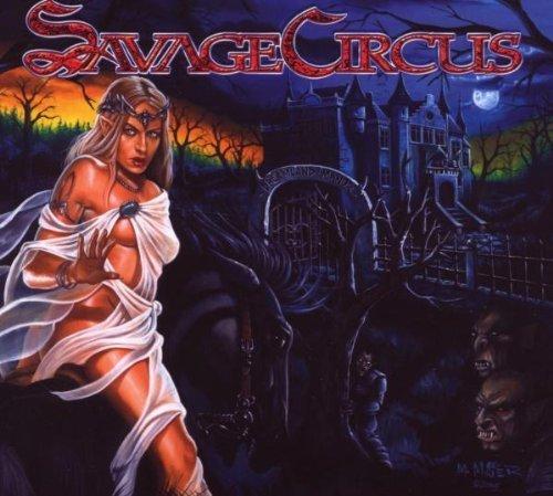 Dreamland Manor by Savage Circus