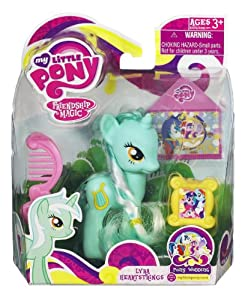 My Little Pony Basic Figure Lyra Heartstrings, Pony Wedding Series.