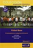 img - for F tbol base. El entrenamiento en categor as de formaci n Vol II book / textbook / text book