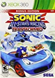 Sonic and All-Stars Racing Transformed Bonus Edition - Xbox 360