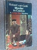 Murder in Canton (Panther crime) (0586027785) by Gulik, Robert Van