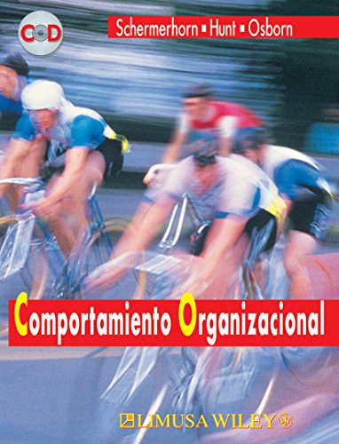 Comportamiento organizacional / Organizational Behavior (Spanish Edition)