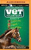 Vet Volunteers Books 7-9: Teacher's Pet, Trapped, Fear of Falling (Vet Volunteers Series)