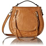 Rebecca Minkoff Vanity Saddle Bag, Cuoio
