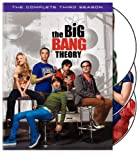 517nZpGWvVL. SL160  The Big Bang Theory: The Complete Third Season