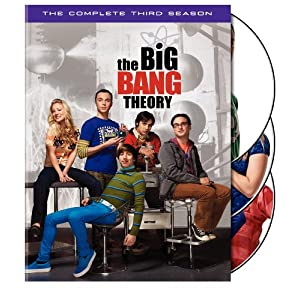 The Big Bang Theory: The Complete Third Season (2009)