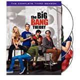 The Big Bang Theory: The Complete Third Season ~ Johnny Galecki