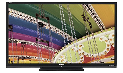 Sharp LC-80LE632U 80-Inch LED-lit 1080p 120Hz Internet TV (Old Version) (Sharp 80 Television compare prices)