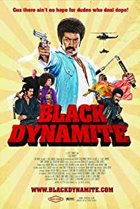 "Cover of ""Black Dynamite [Blu-ray]"""