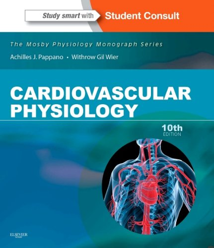 517nb2dZkUL GOLD: Cardiovascular Physiology: Mosby Physiology Monograph Series 10e