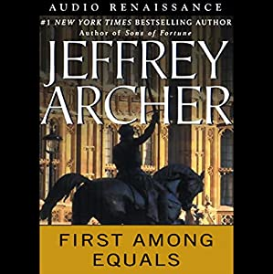 First Among Equals Audiobook