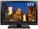 DXアンテナ 32V型地上・BS・110度CSデジタルハイビジョン液晶テレビ LVW-324