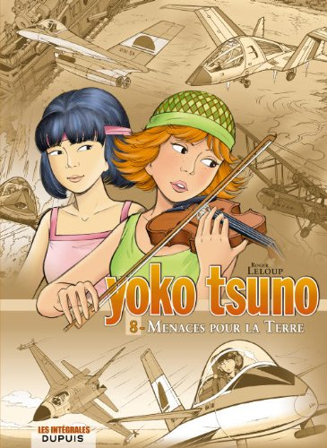 Yoko Tsuno - Intégrale T.8  Leloup, Roger, BANDE DESSINEE