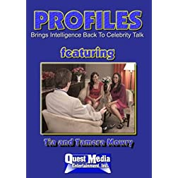 PROFILES Featuring Tia and Tamera Mowry