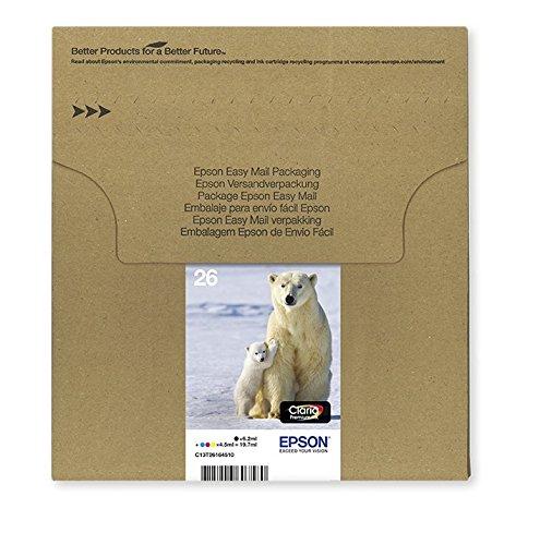 epson-n26-cartouche-dencre-dorigine-claria-premium-multipack-noir-cyan-magenta-jaune-emballage-debal