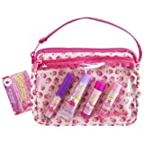 Pinkalicious Pinkadazzle With Purse Lip Balm And Lip Gloss