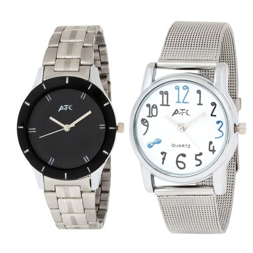 ATC Analog Round Casual Wear Watches For Men Combo-SL-84_SL-89