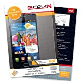 AtFoliX FX-Antireflex Premium Non-Reflective Screen Protector for Samsung Galaxy S2 GT-i9100G Pack of 3