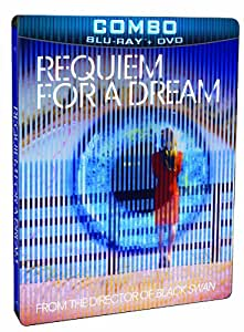 Requiem for a Dream: Director's Cut (SteelBook Edition) [Blu-ray + DVD]