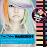 DailyDifferent Haarkreide 24 Farben S...