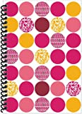 Rock Paper Spiral Notebook, Circles (RP701)
