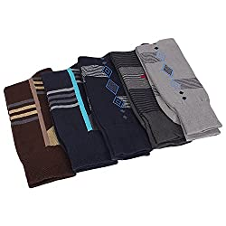 Mikado Men's Socks (Pack of 5)