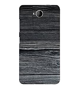 PrintVisa Mica Wooden Pattern 3D Hard Polycarbonate Designer Back Case Cover for Nokia Lumia 650