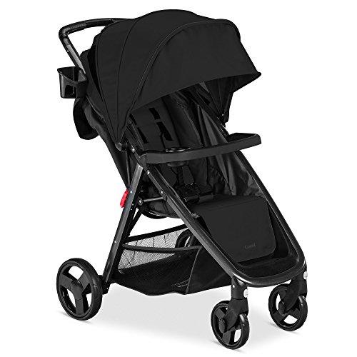 Combi Fold N' Go Stroller, Black