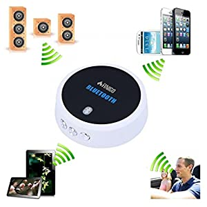FINIGO NFC-enabled Bluetooth 4.0 Audio Receiver with APTX Technology for Home Stereo for car by FINIGO