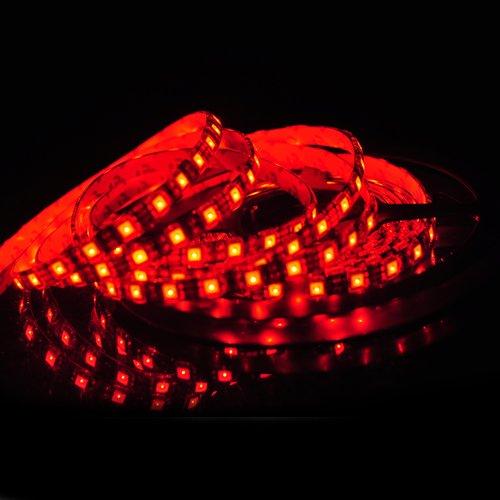 New Indoor/Outdoor Waterproof Red 12V Dc 5 Meter 300 Led Strip Car Lighting