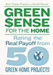 Green$ense for the Home: Rating the R...
