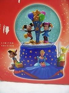 Disney Musical Birthday Water Globe by Hallmark