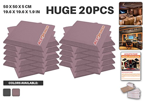 ace-punch-20-paquet-plat-biseau-tuile-mousse-acoustique-panneau-insonorisation-sonorisation-absorbeu