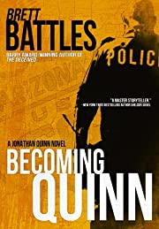Becoming Quinn (A Jonathan Quinn Novel)