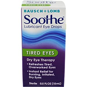 Soothe Xtra Hydration Tired Eyes