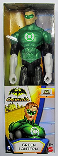 Mattel DC Comics Green Lantern Action Figure, 12-Inch
