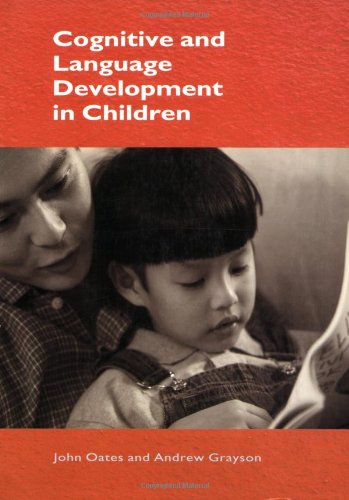 Cognitive And Language Development In Children front-1036275