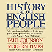 A History of the English People | [Paul Johnson]