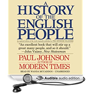 A History of the English People