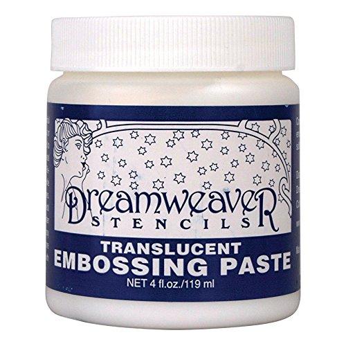 dreamweaver-embossing-paste-4oz-transluscent