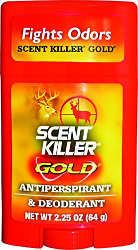 Best Price Scent Killer Gold 1247 Wildlife Research Scent Killer Gold Antiperspirant and Deodorant