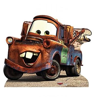 Disney Pixar's Cars - Advanced Graphics Life Size Cardboard Standup