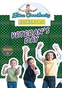 Slim Goodbody Deskercises: Veteran's Day