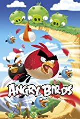 Angry Birds Attack Poster (Poster 30)