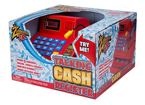 Zillionz Jr. Talking Cash Register (Kids Scanning Cash Register compare prices)