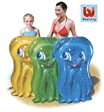 Bestway Octopus Mini Mat Pool Float - Multicoloured