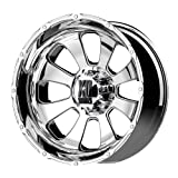 KMC Wheels XD Series Armour (Series XD7992) Chrome Finish - 22 X 14 Inch Wheel