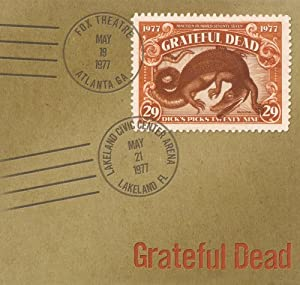 GRATEFUL DEAD: Dick's Picks Vol. 29 5/19/77 Fox Theatre Atlanta, GA 5/21/77 Lakeland Civic Center Arena Lakeland, FL (6-CD Set)