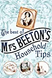 Isabella Beeton The Best of Mrs Beeton's Household Tips